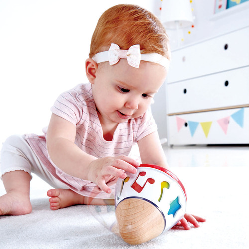 Music and sounds help your baby calm down