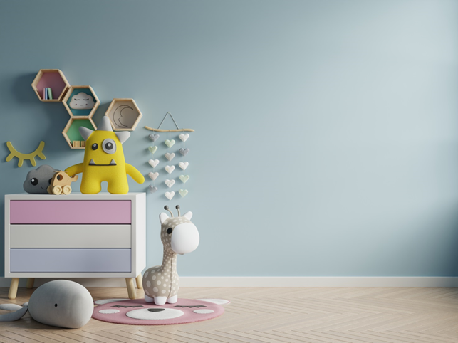 Kids' room: don't miss these decorations!