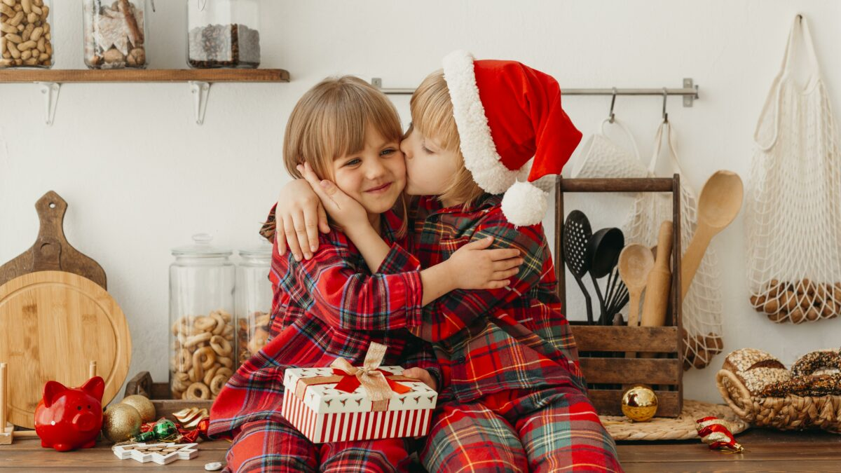 ¿Cómo hacer que la Navidad sea aún más divertida para los niños?