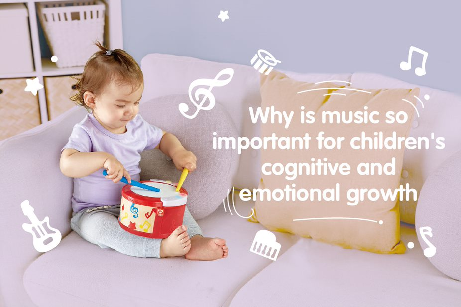 Why Is Music So Important for Children's Cognitive and Emotional Growth?