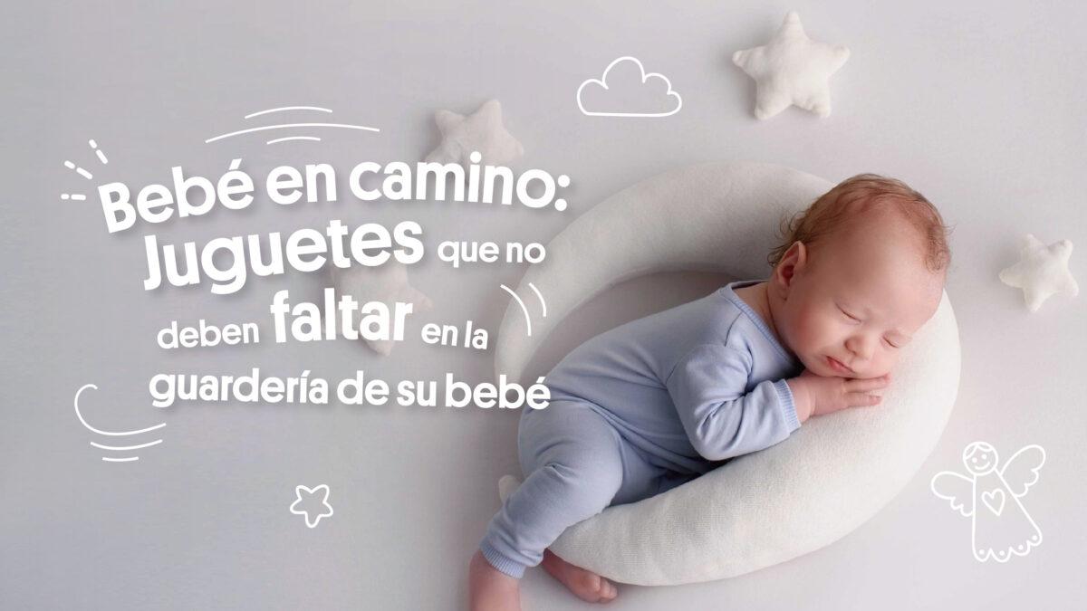 Bebé en camino: Juguetes que no deben faltar en la guardería de su bebé